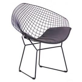 Кресло Jaco 520725 черное Famm 2018
