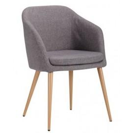 Кресло Франческо DC-1733 серый 521373 Famm 2018