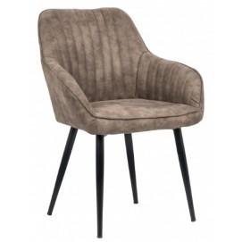 Кресло Turin Armlehne 38790 серое Invicta 2018