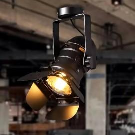 Прожектор К1762 черный Loft