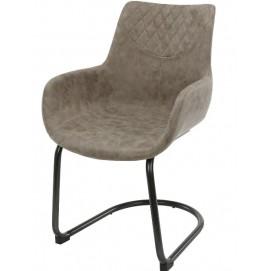 Кресло 3624/40W коричневое Zijlstra 2018