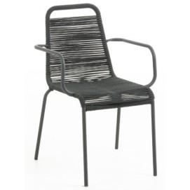 Кресло CC0902J01 - BINGHAM темно-серое Laforma 2018