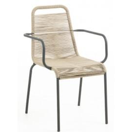 Кресло CC0902J11 - BINGHAM бежевое Laforma 2018
