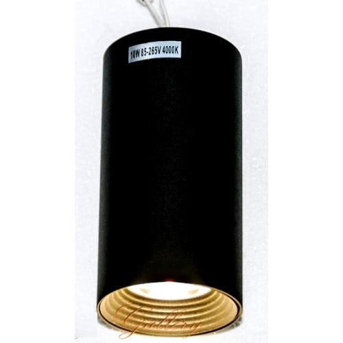 Накладной светильник S8112B черный ArtGal