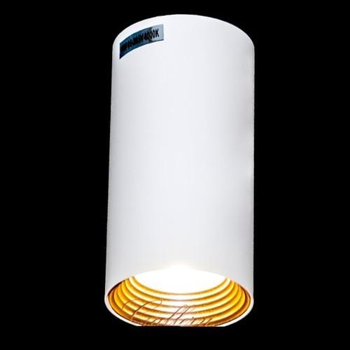 Накладной светильник №S8112W+G белый ArtGal