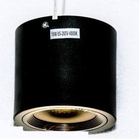 Накладной светильник №H8121B черный ArtGal