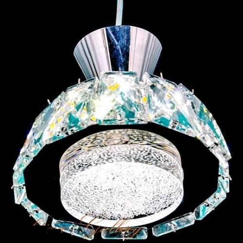 Лампа подвесная №7348/1 хром ArtGal