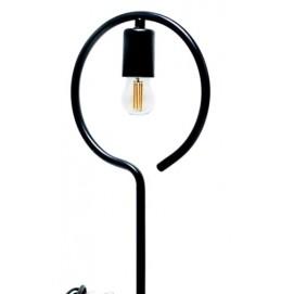 Лампа настольная 2103 черная ArtGal