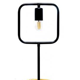 Лампа настольная 2104 черная ArtGal