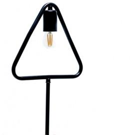 Лампа настольная 2105 черная ArtGal