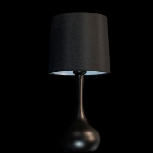 Лампа настольная 8416BK черная Diasha