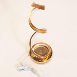 Лампа настольная D008FG золото Diasha