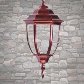 Лампа уличная DJ032-H RA бордо Diasha