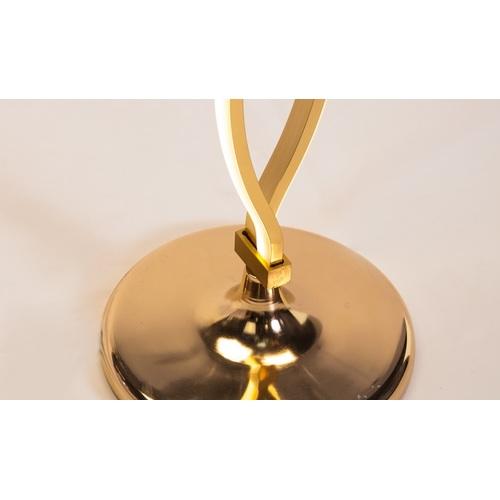 Торшер D7032FG золото Diasha