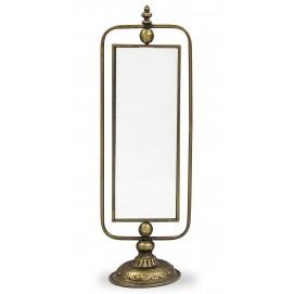 Зеркало настольное Gatsby 118705 золото Artpol 2018