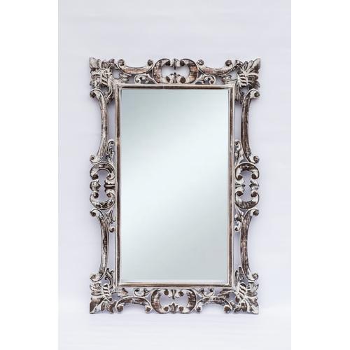 "Зеркало ""Ажур"" 120*80 см 71205 Ф1 натуральное EtnoXata"