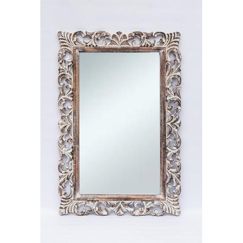 "Зеркало ""Ажур"" 120*80 см 71205 Ф2 натуральное EtnoXata"