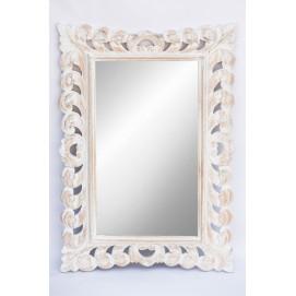 """Зеркало """"Ажур"""" 100*70см 71206 белое EtnoXata"""