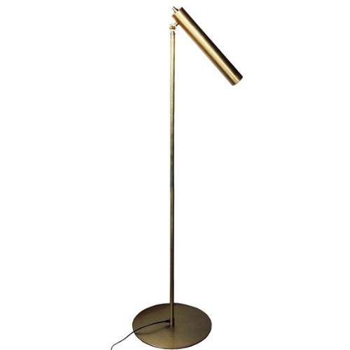 Лампа напольная Simple 5562 золото Pikart 2018
