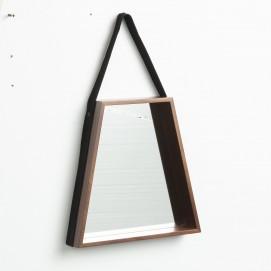 Зеркало AA2523M41 - BENNINGTON черное Laforma 2018
