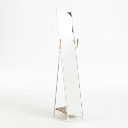 Зеркало напольное AA2519M46 - BELLAMY белое Laforma 2018