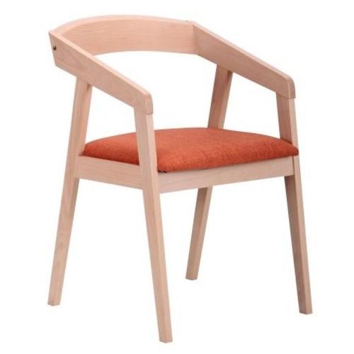 Кресло Маскарпоне бук беленый 521492 Famm 2018