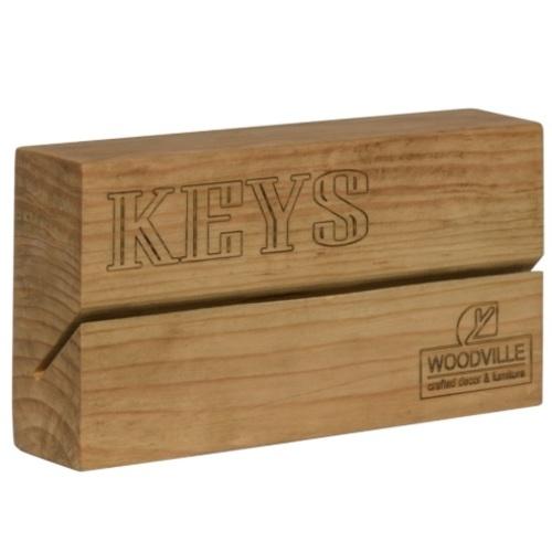 Ключница KEYS SS004336 натуральная WilleWood 2018