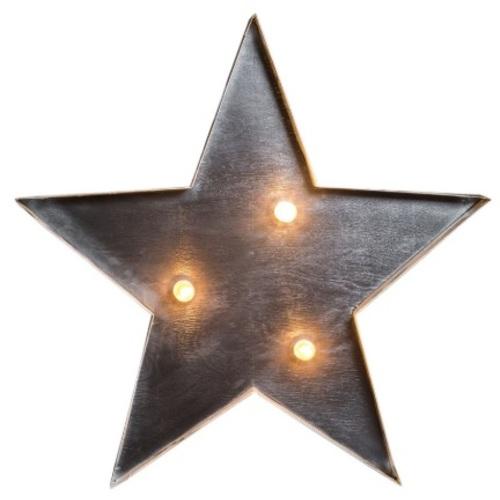 Светильник настенный Нью-Йорк Звезда SS000887 черная Woodville 2018
