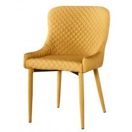 Кресло Chicago желтое Kordo