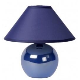 Лампа настольная FARO 20 см синяя 14553/81/35 Lucide 2018