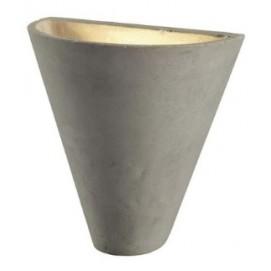 Бра 1155751 SOPRANA SOLID WL-2 серый бетон SLV