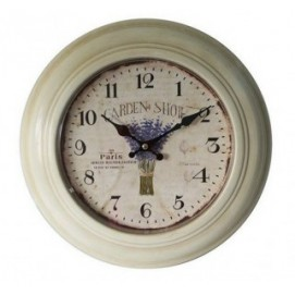 Часы ED26 антик белые De torre