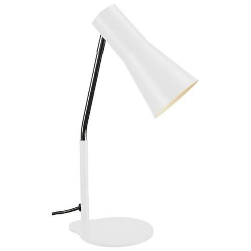 Лампа настольная 146001 PHELIA белая SLV
