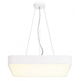 Лампа подвесная 1000726 MEDO 60 белая SLV