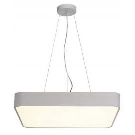 Лампа подвесная 1000727 MEDO 60 серебро SLV