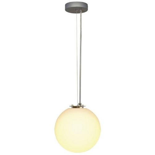 Лампа подвесная 165390 ROTOBALL 25 белая SLV