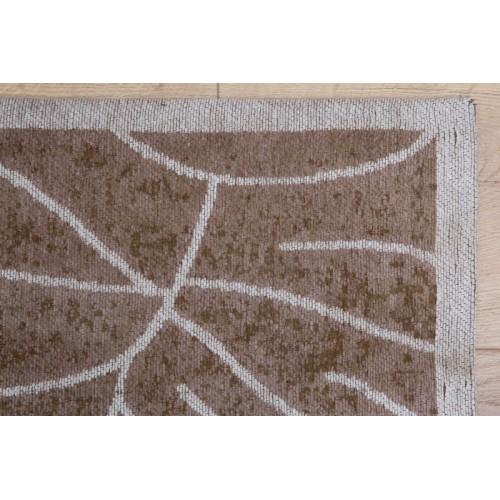Ковер Leaves 240x165cm кофейный 38753 Invicta 2018