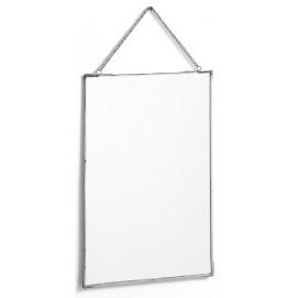 Зеркало AA3366R51 - CASTELL серебро Laforma 2018