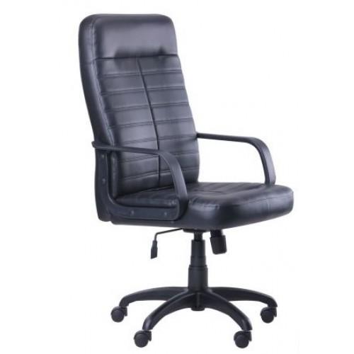 Кресло офисное Ледли Пластик Скаден черное 032911 Famm 2018