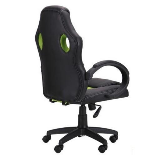 Кресло офисное Chase 521213 черно-зеленое Famm 2018