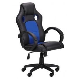 Кресло офисное Chase 521211 черно-синий Famm 2018