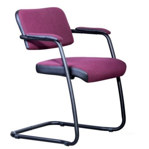 Кресло офисное Гранд черный Квадро-32 отд Неаполь N-20 фиолетовое 015434 Famm 2018