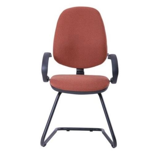 Кресло офисное Поло CF/АМФ-5 Квадро-7 бордо 245800 Famm 2018