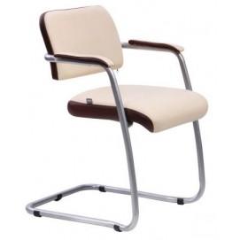 Кресло офисное Гранд алюм бежевое 014776 Famm 2018