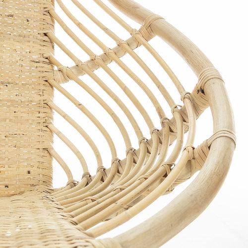Кресло CC0913FN46 - COLLAGE натуральное Laforma 2018