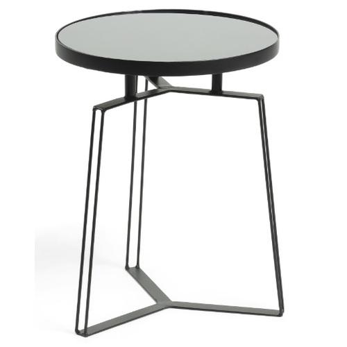 Стол кофейный CC0776R01 - RADLER черный Laforma 2018