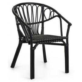 Кресло CC0699FN01 - CORYNN черное Laforma 2018