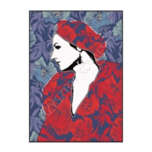 """Картина малая Корнелія 3"""" ART. 5367 цветная Pikart"""