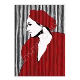 """Картина малая """"Корнелія 2"""" ART. 5365 цветная Pikart"""