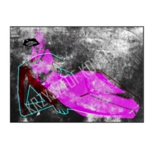 """Картина малая 33 см""""Венера 2"""" цветная Pikart"""